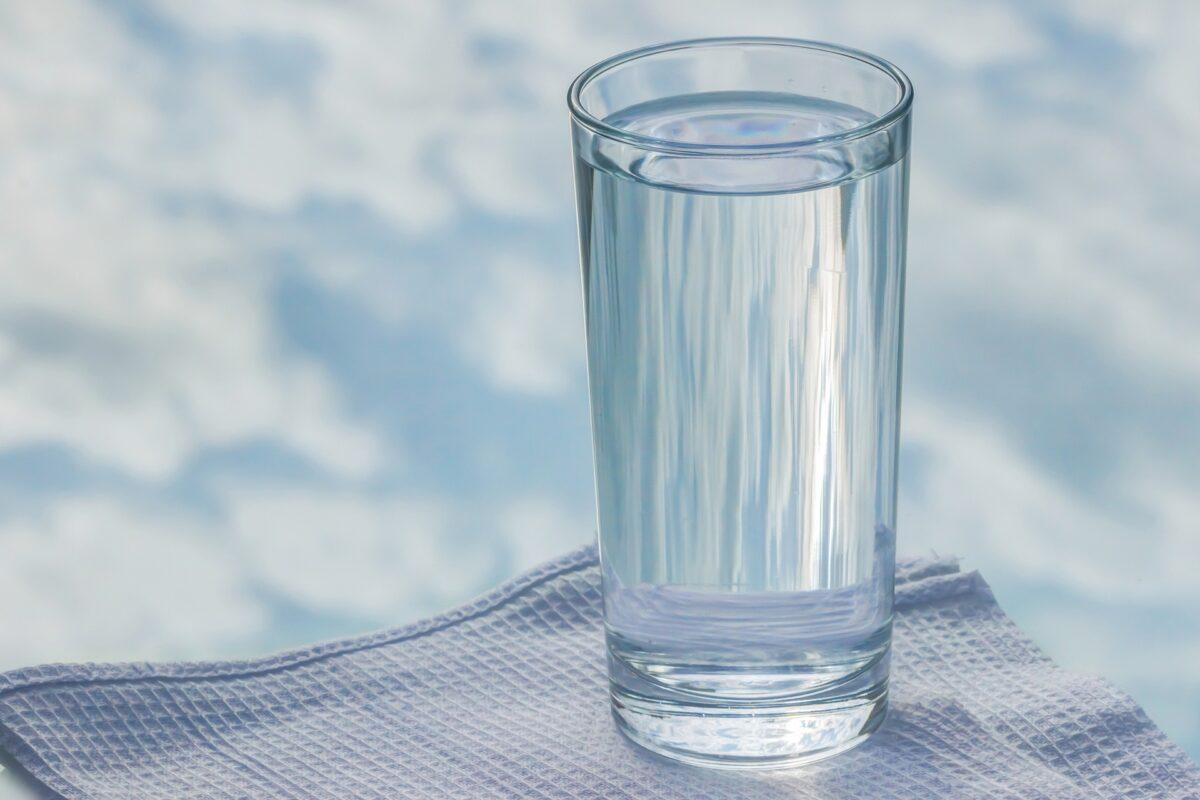 jeûne eau