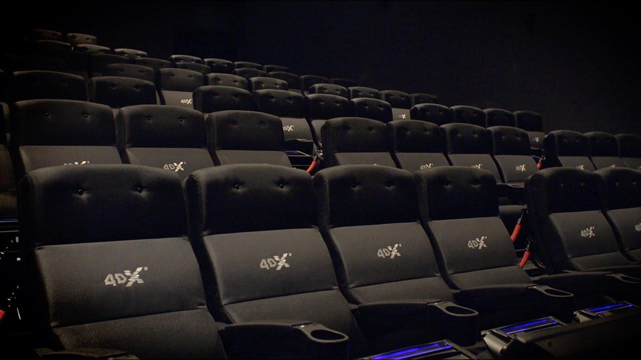 cinéma 4DX gaumont