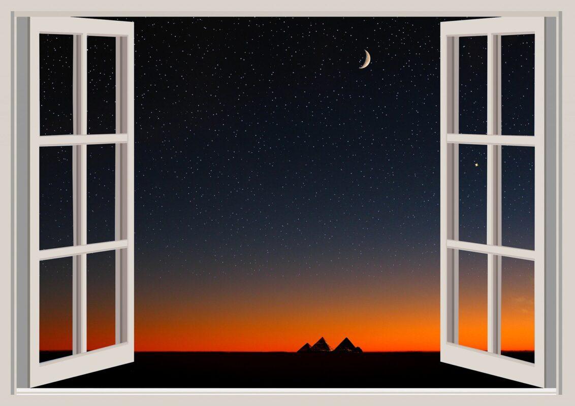 ramadan aid el-fitr lune