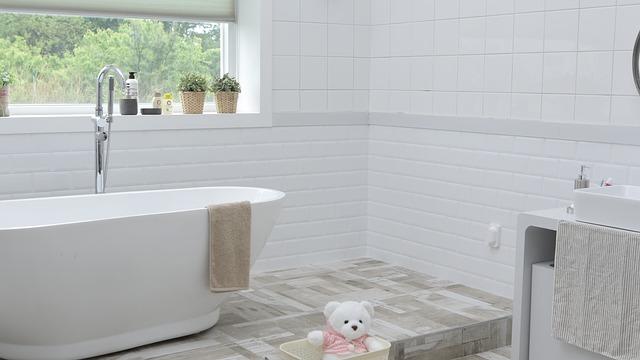 salle de bain mal isolée